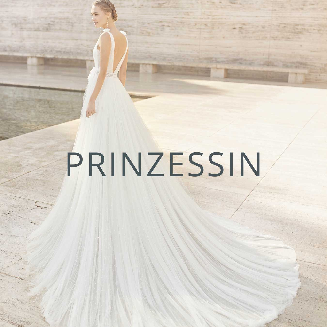 "Brautmoden Krefeld Kollektion ""Prinzessin"""