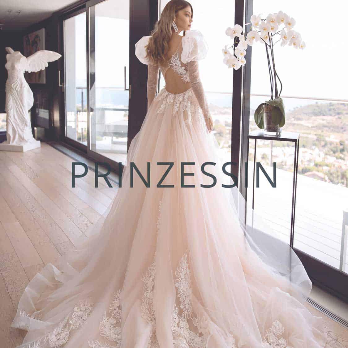 "Brautmoden Mönchengladbach Kollektion ""Prinzessin"""
