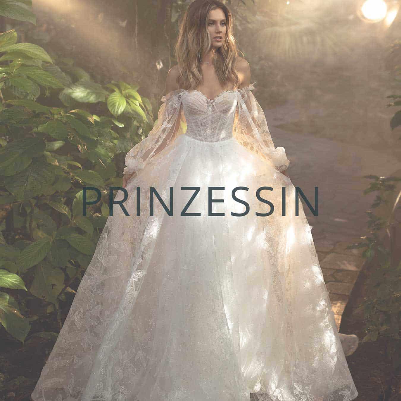 """Brautmoden Münster Kollektion """"Prinzessin"""""""
