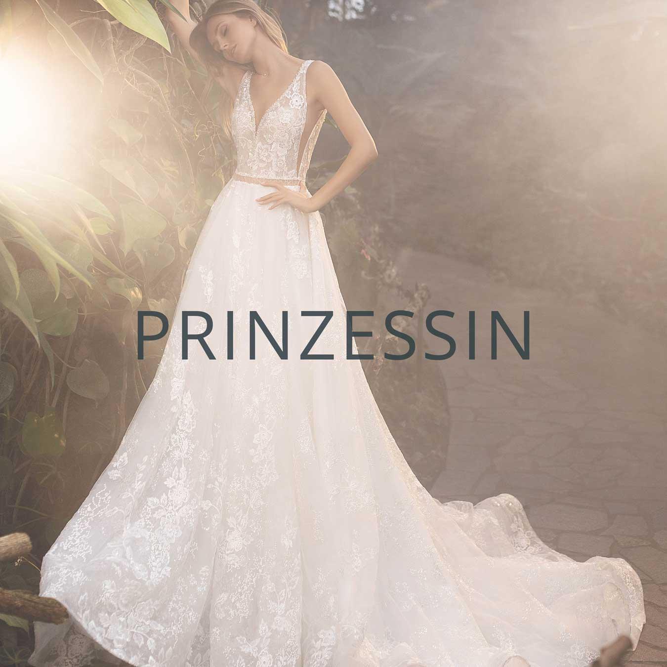 """Brautmoden Siegen Kollektion """"Prinzessin"""""""