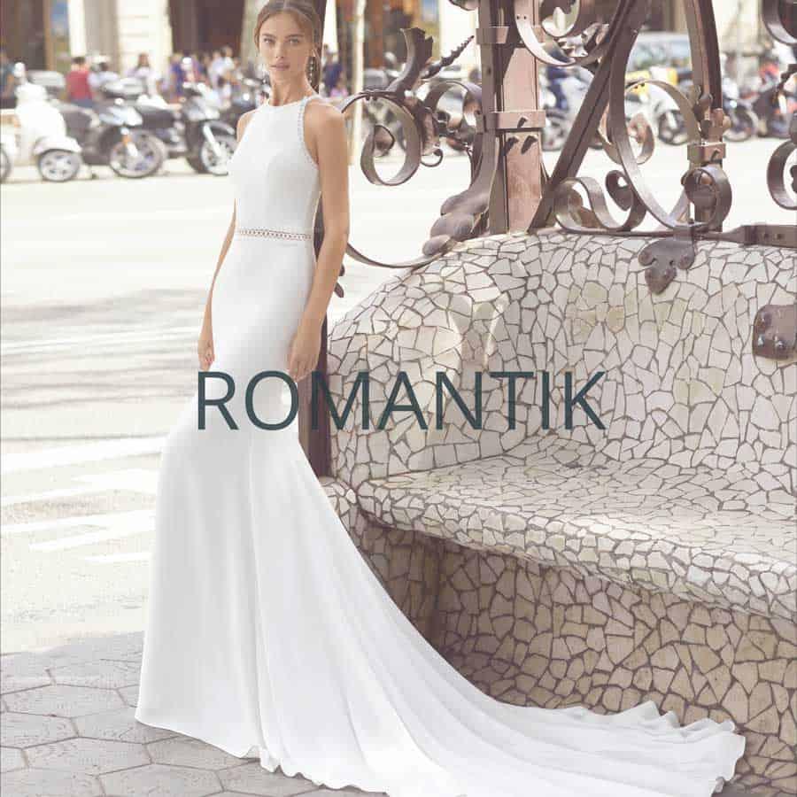 """Brautmoden Aachen Kollektion """"Romantik"""""""
