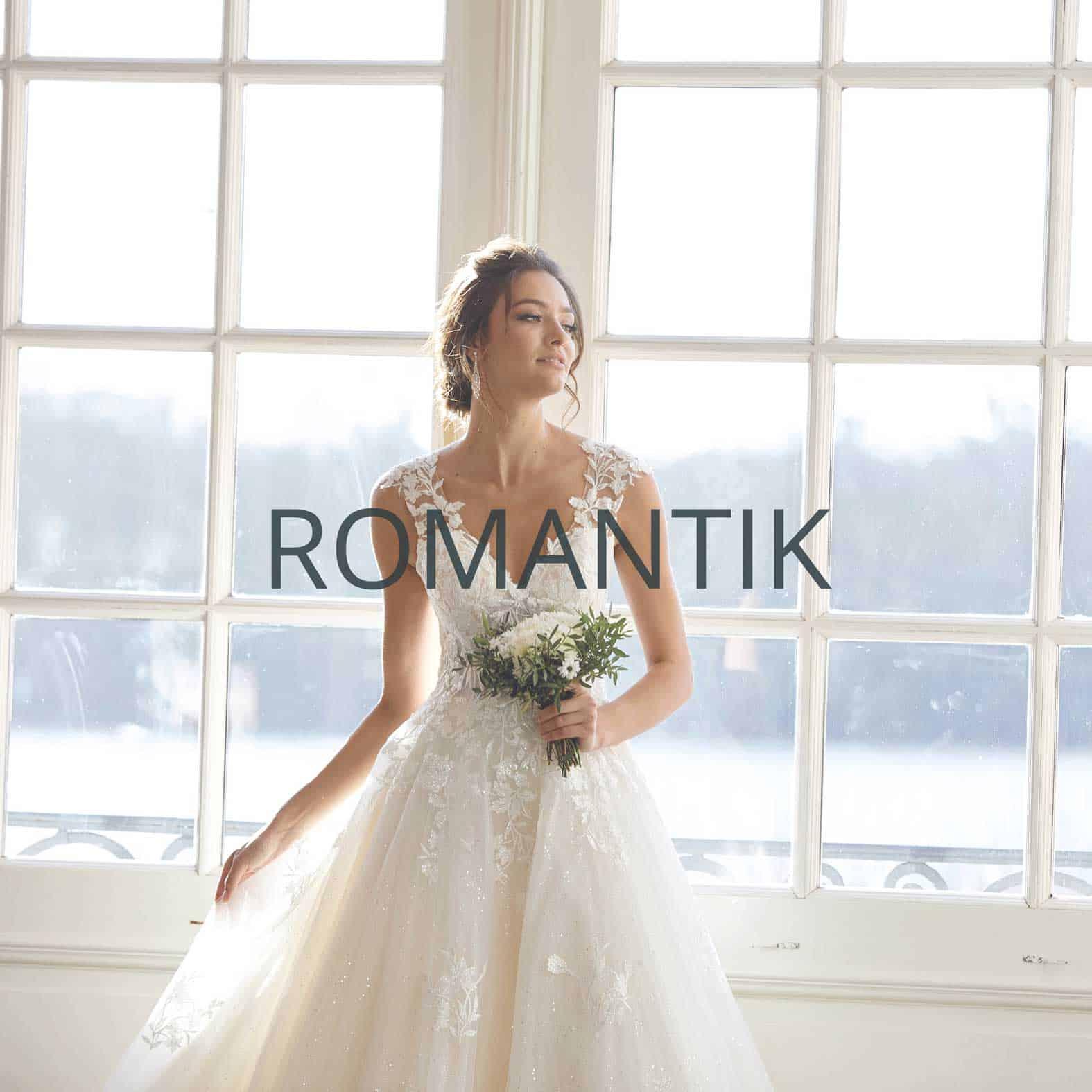 """Brautmoden Hagen Kollektion """"Romantik"""""""
