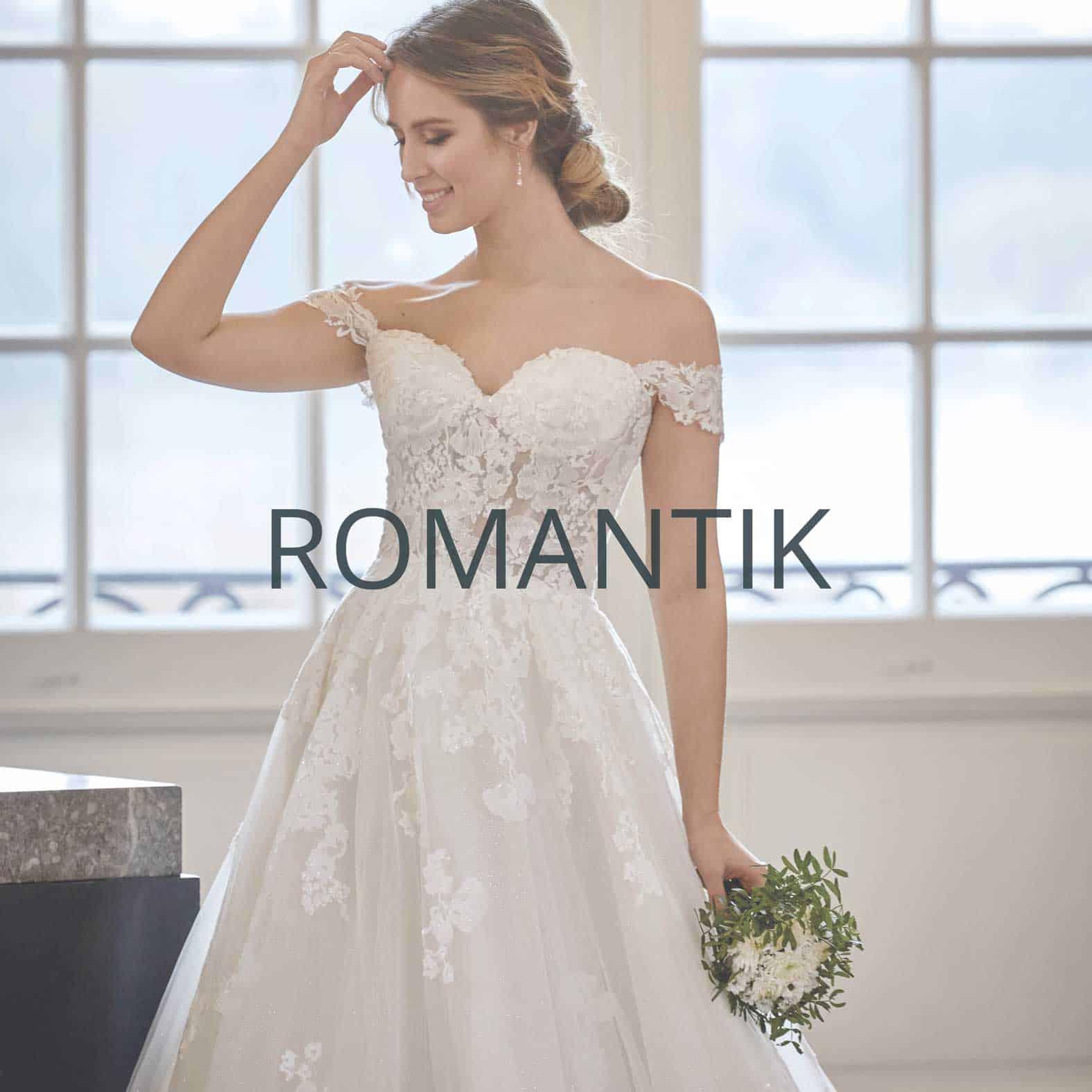 """Brautmoden Kerpen Kollektion """"Romantik"""""""
