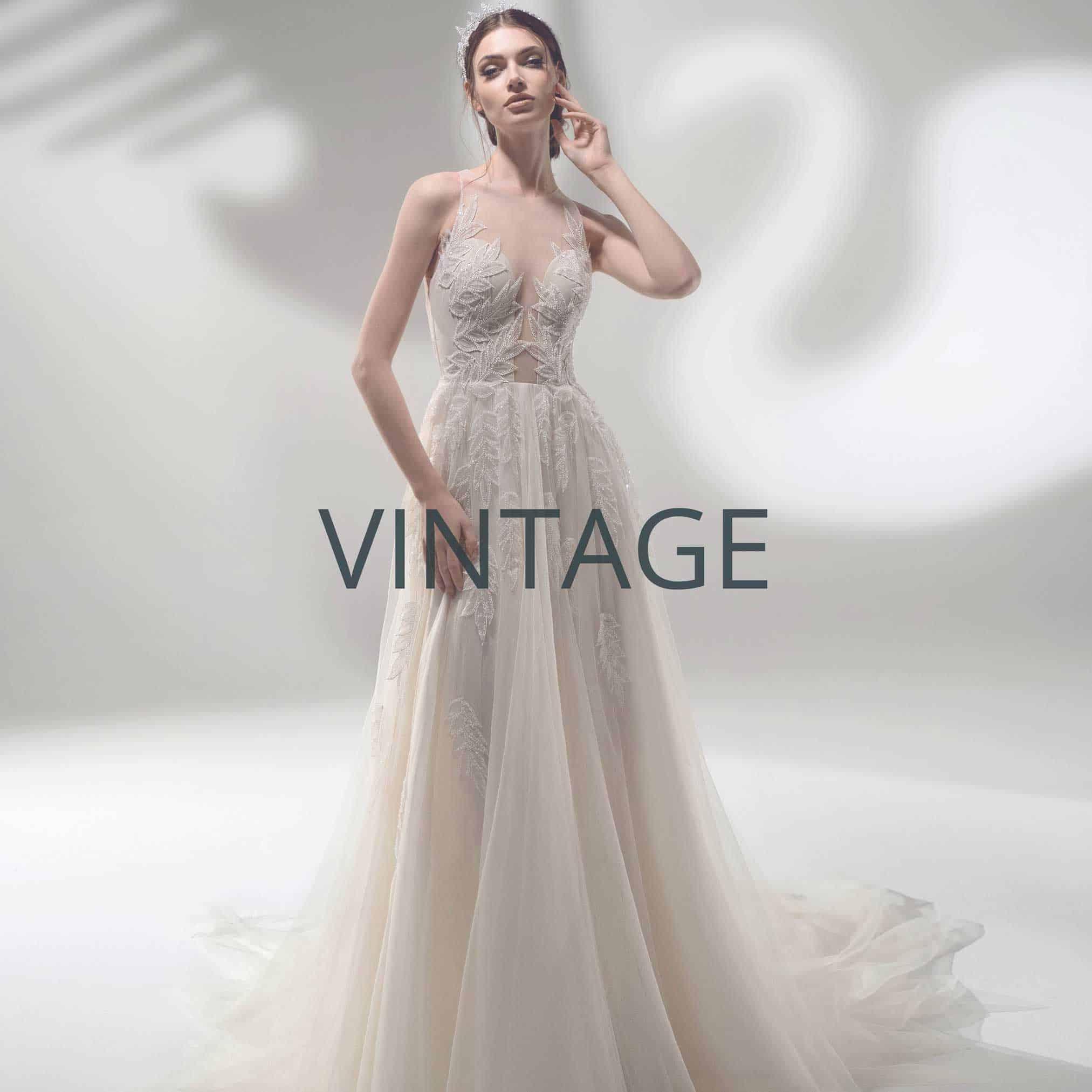 "Brautmoden Hagen Kollektion ""Vintage"""