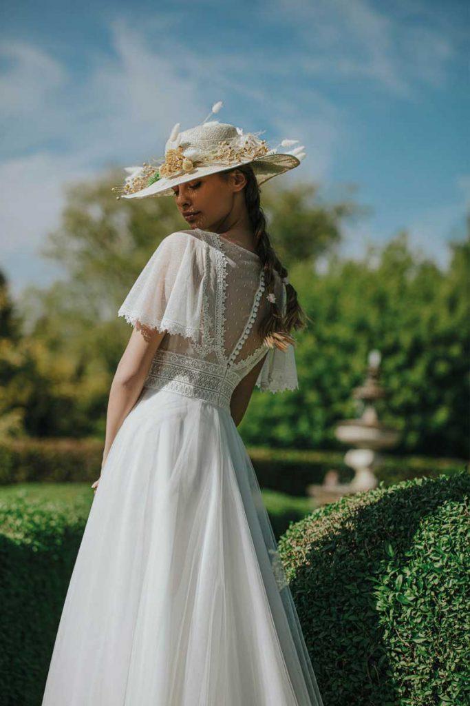 Brautmode Sedinum | Brautkleid A413