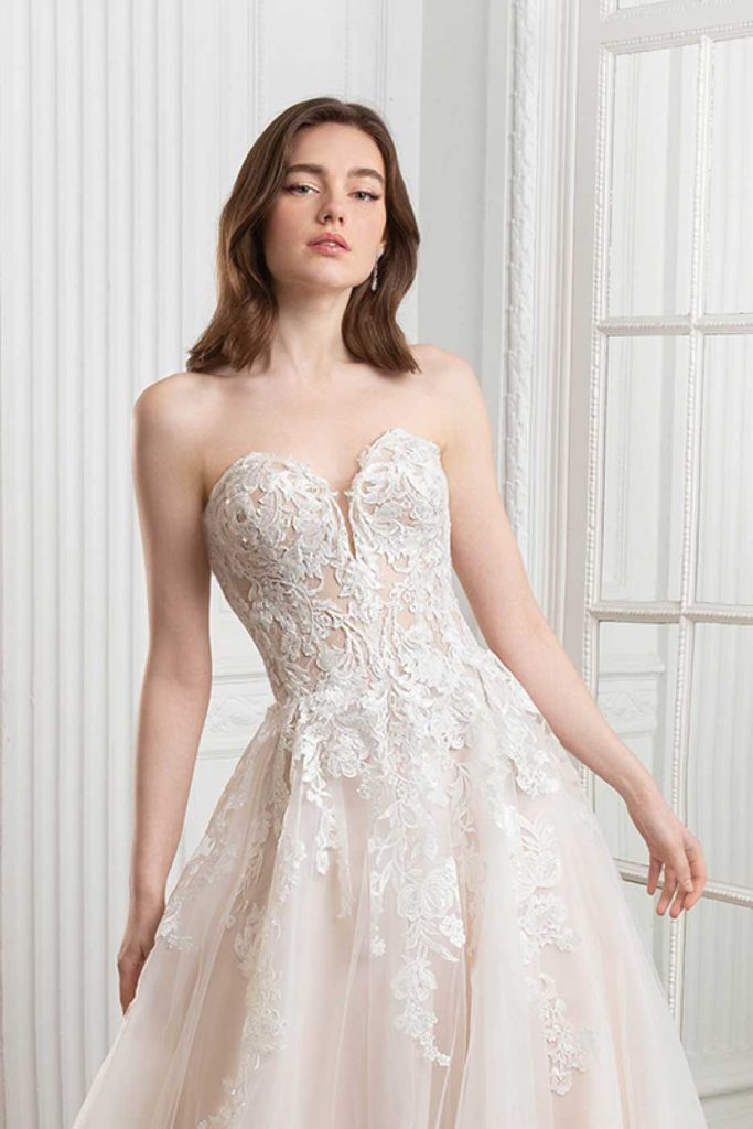 Brautmode Enzoani Etoile   Brautkleid Harper