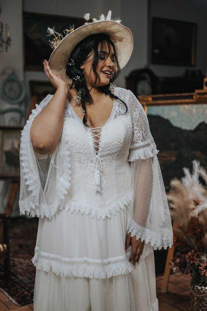 Brautmode Sedinum | Brautkleid Margot