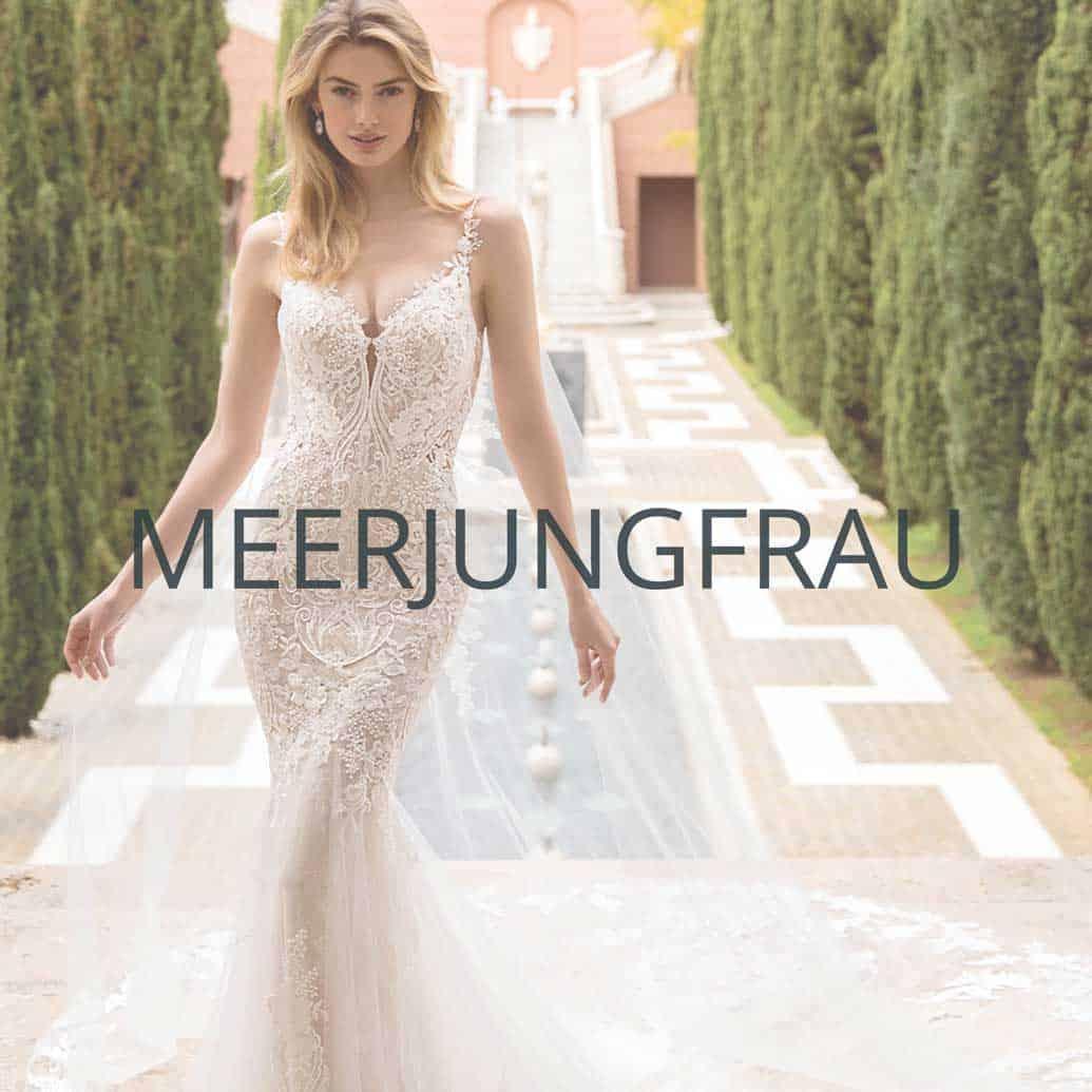 "Brautmoden Frankfurt Kollektion ""Meerjungfrau"""
