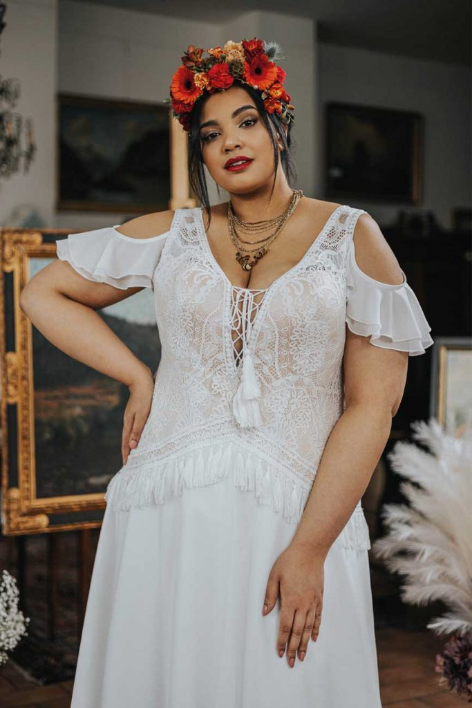 Brautmode Sedinum | Brautkleid Melania