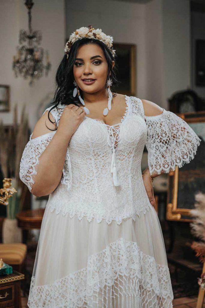 Brautmode Sedinum | Brautkleid Molly
