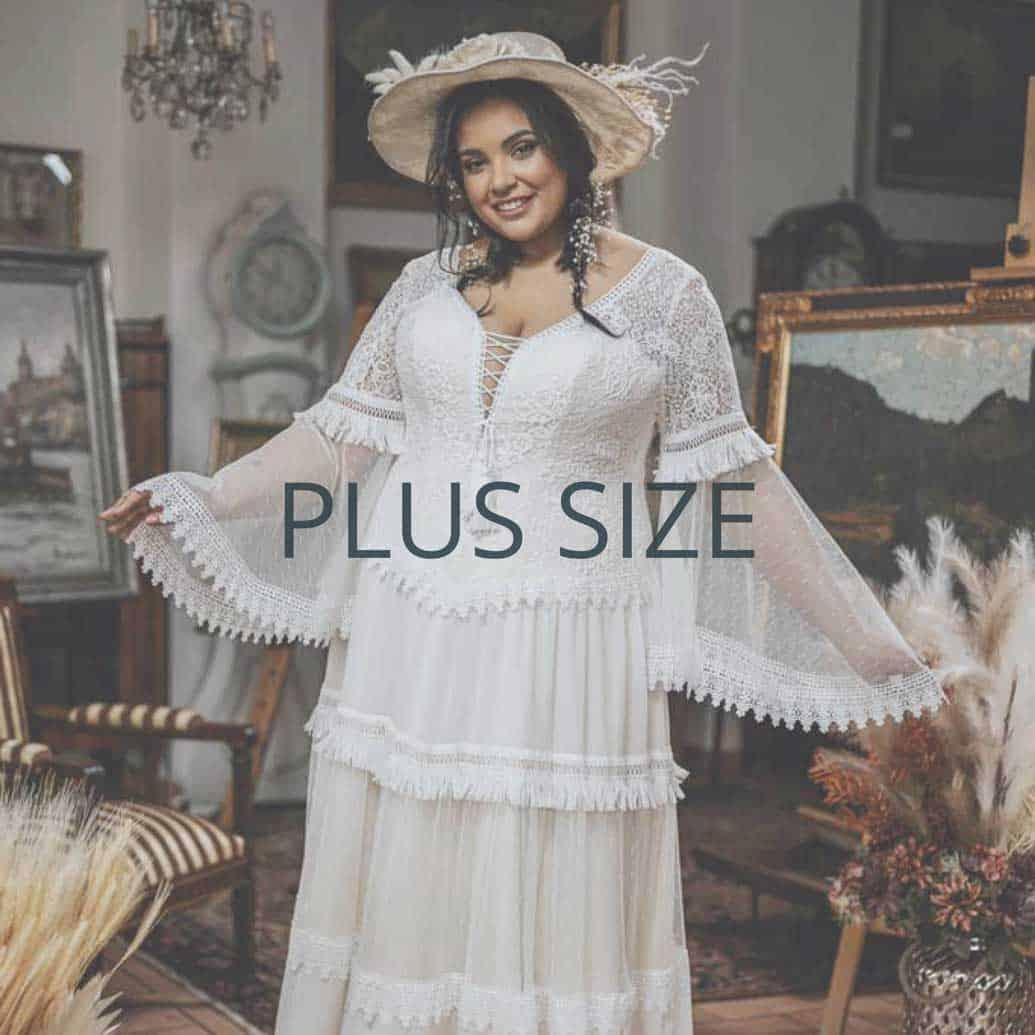 """Brautmoden Frankenthal Kollektion """"Plus Size"""""""