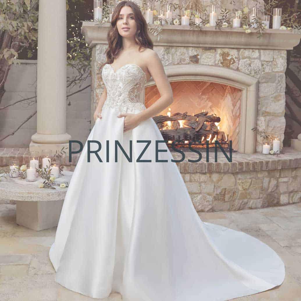 "Brautmoden koblenz Kollektion ""Prinzessin"""