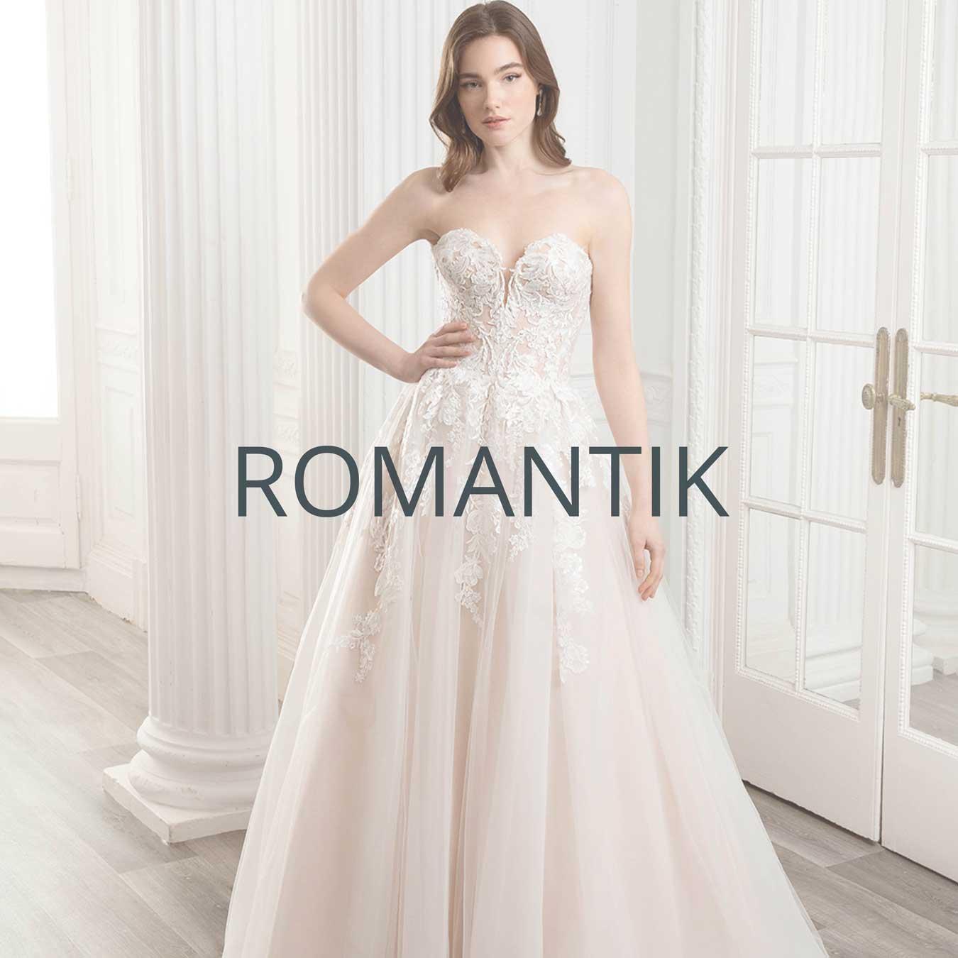 "Brautmoden Frankenthal Kollektion ""Romantik"""