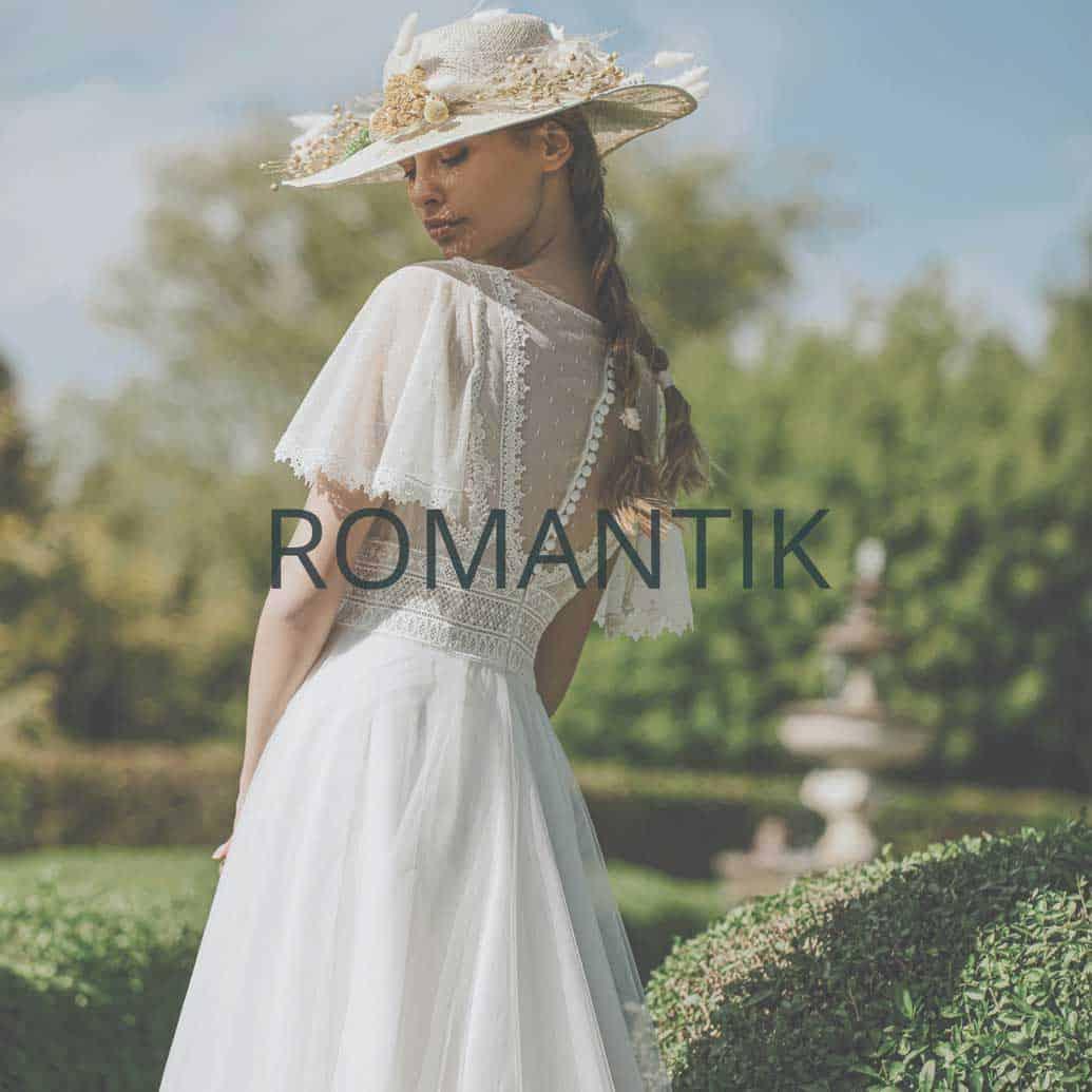 """Brautmoden Frankfurt Kollektion """"Romantik"""""""