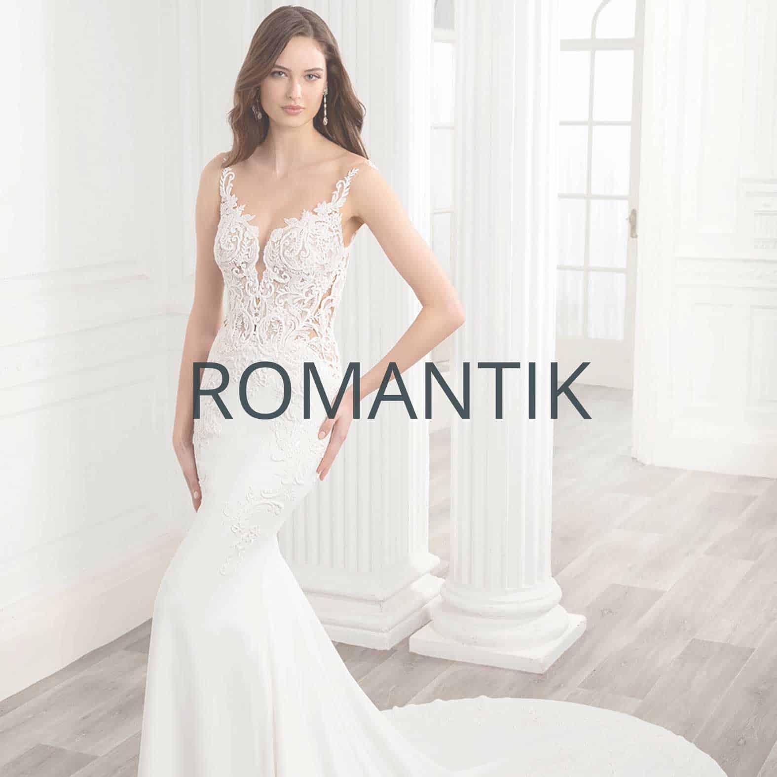 "Brautmoden koblenz Kollektion ""Romantik"""