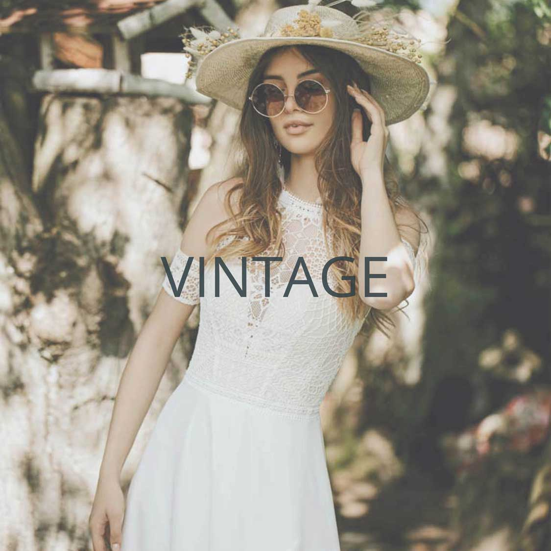 """Brautmoden Frankenthal Kollektion """"Vintage"""""""