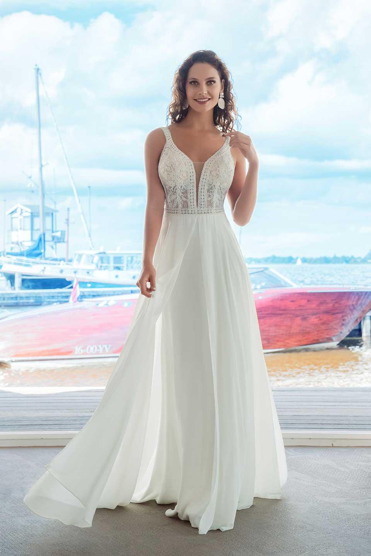 Brautmode Amelie | Brautkleid 40024