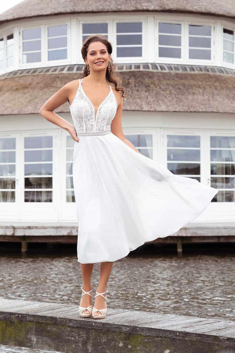 Brautmode Amelie | Brautkleid 40027